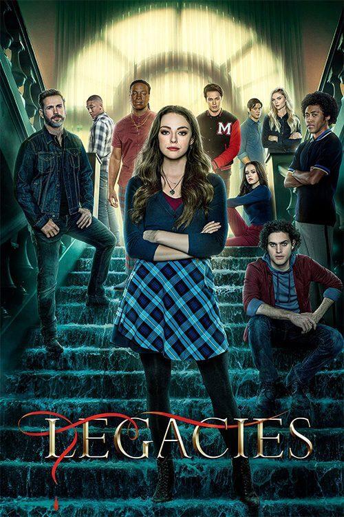 Legacieson Netflix