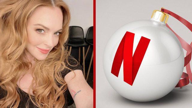 Netflix Lindsay Lohan Christmas Movie 'Christmas in Wonderland': Everything We Know So Far Article Teaser Photo