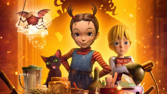 netflix acquires global rights to studio ghibli movie earwig and the witch