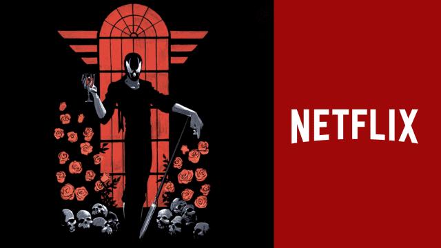 Netflix Comic Adaptation Grendel Series