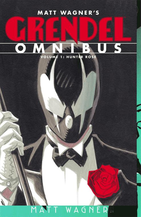 Netflix Comic Adaptation Grendel Series Comic Cover