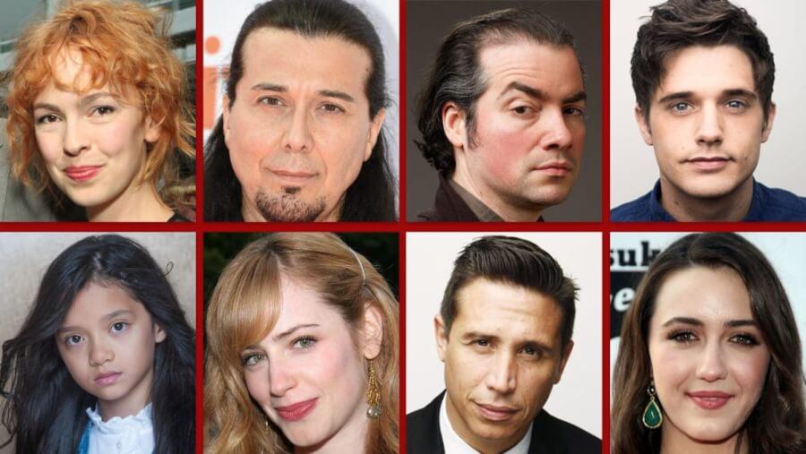 Netflix Dark Horse Comic Grendel Cast