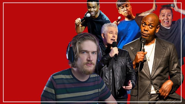 List of Netflix Stand-up Specials Released in 2021 Article Teaser Photo