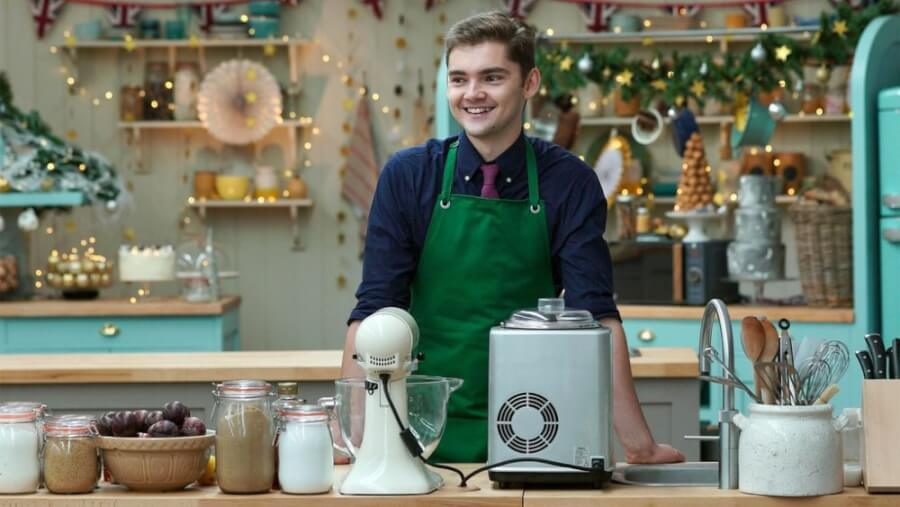 New Year Bake Off