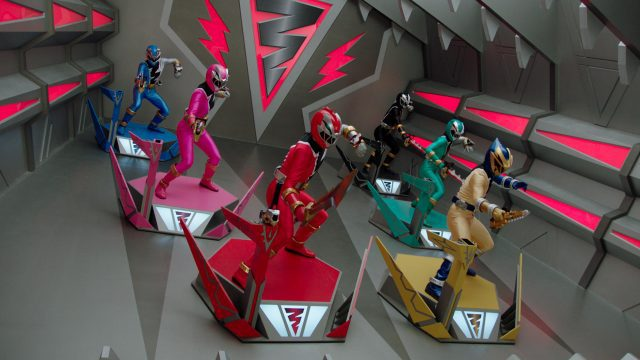 'Power Rangers Dino Fury' Season 2 Coming to Netflix Exclusively in 2022 Article Teaser Photo