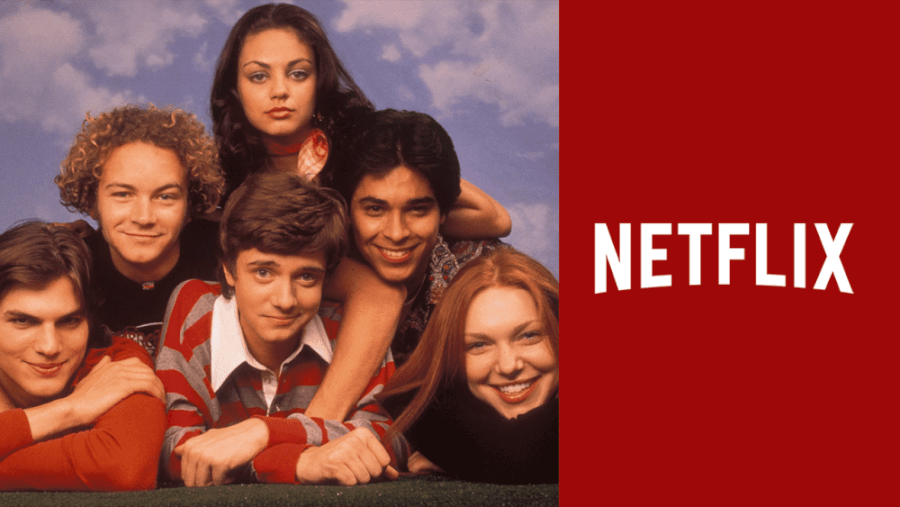 that 80s show spin off that 90s show ordered by netflix