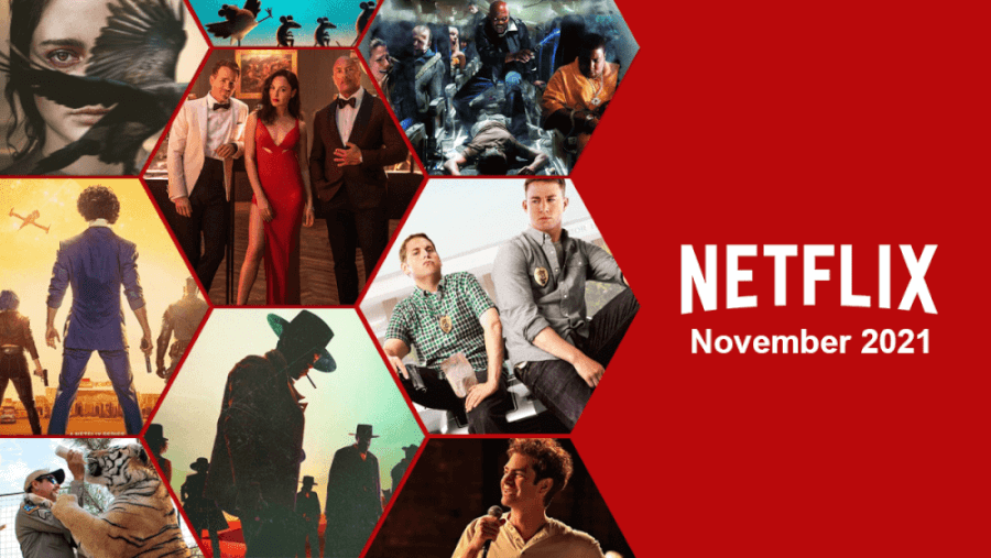 Whats Coming To Netflix November 2021