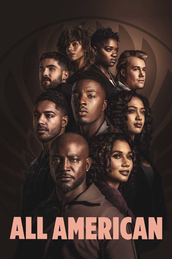 All American on Netflix