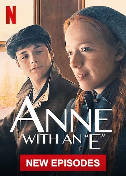 Anne with an Eon Netflix