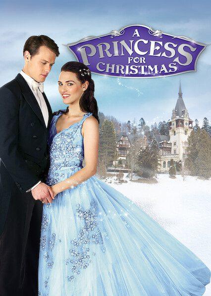 A Princess for Christmas on Netflix