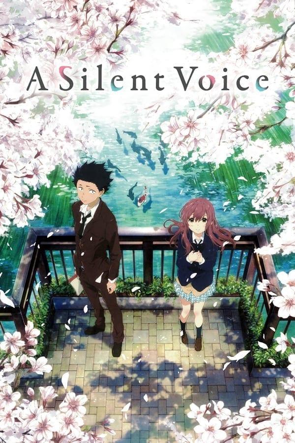 A Silent Voiceon Netflix