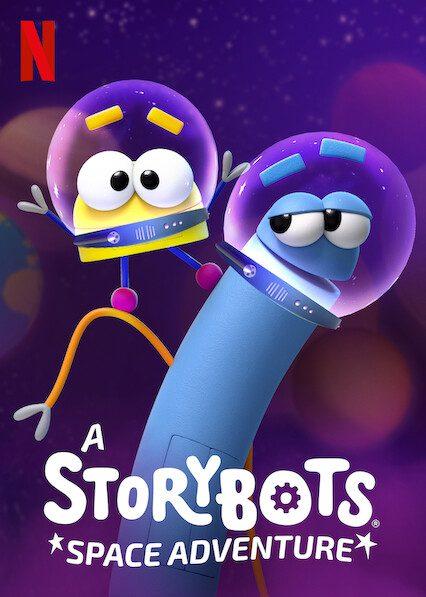 A StoryBots Space Adventure on Netflix