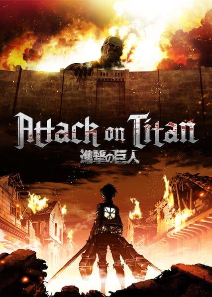 Attack on Titanon Netflix