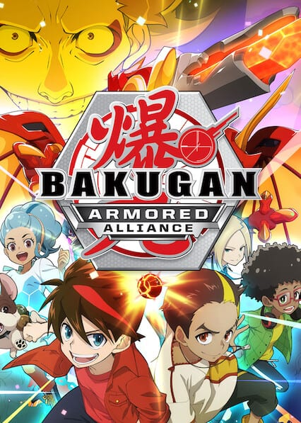 Bakugan: Battle Planet on Netflix