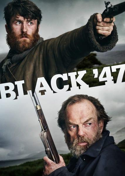 Black '47 on Netflix