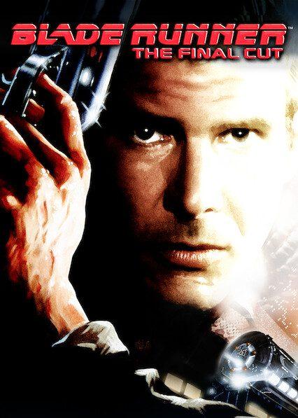 Blade Runner: The Final Cut on Netflix