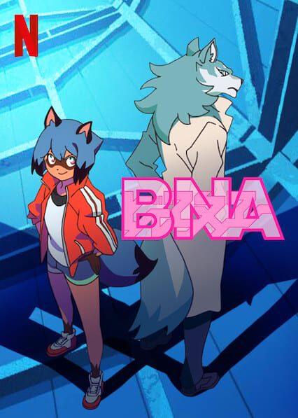BNA on Netflix