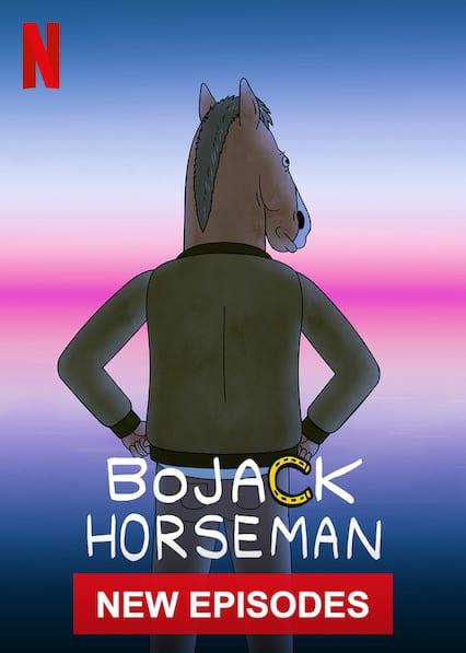Bojack Horsemanon Netflix