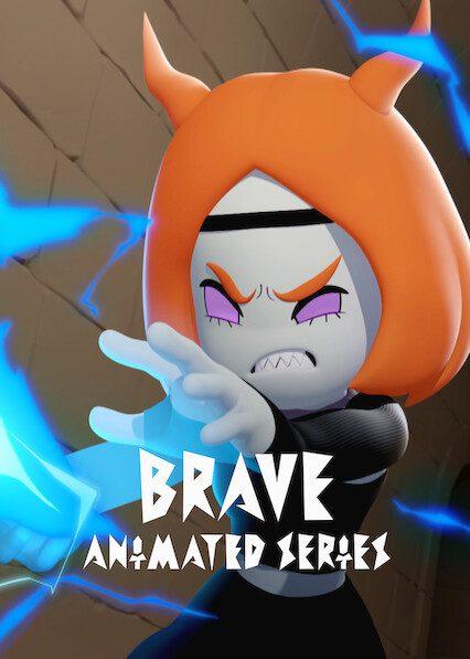 Brave Animated Series on Netflix