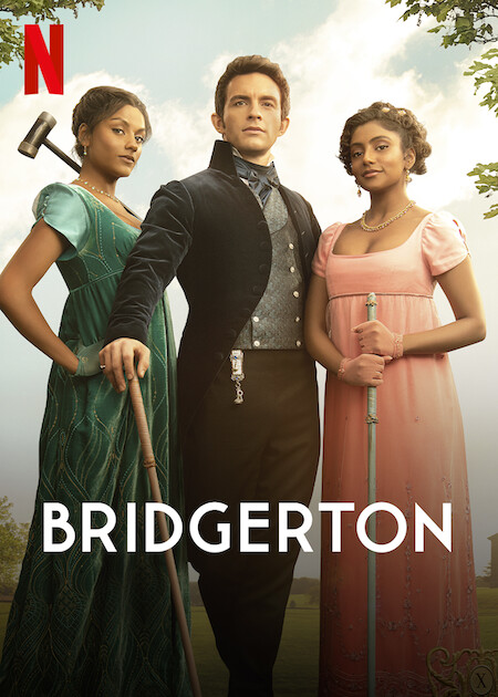 Bridgertonon Netflix