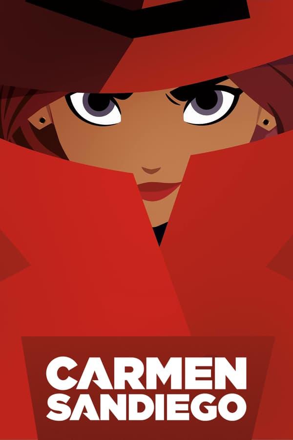 Carmen Sandiegoon Netflix