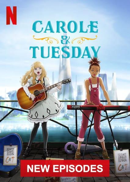 Carole & Tuesdayon Netflix