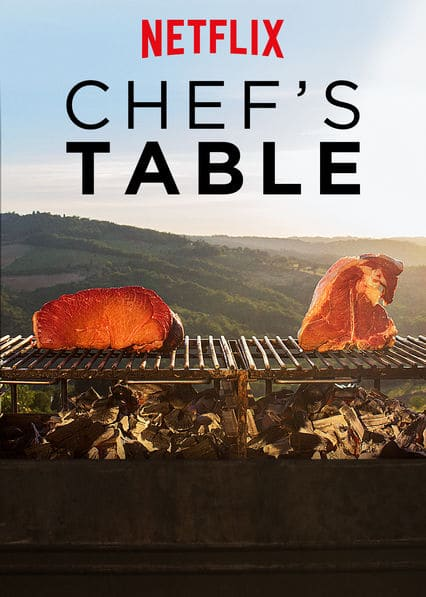 Chef's Tableon Netflix