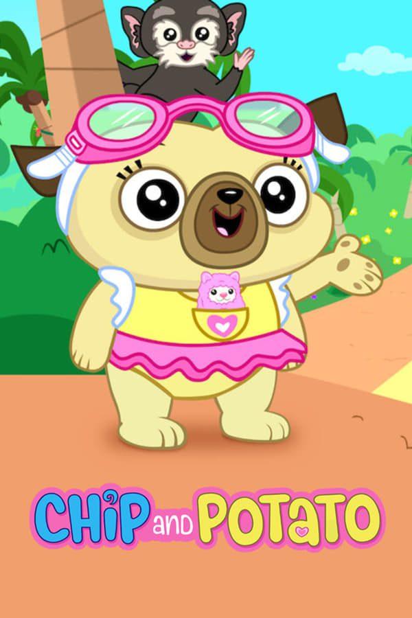 Chip and Potatoon Netflix