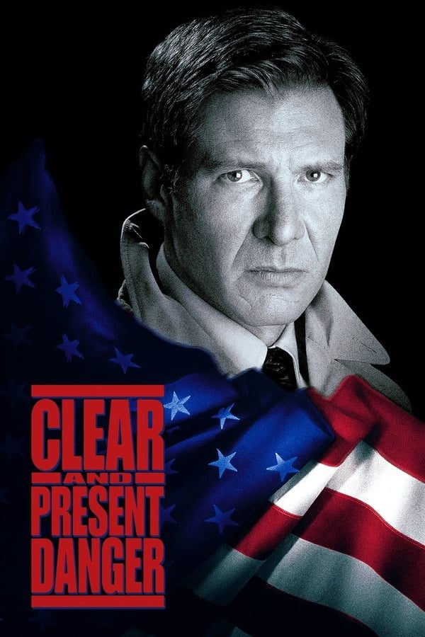 Clear and Present Danger on Netflix