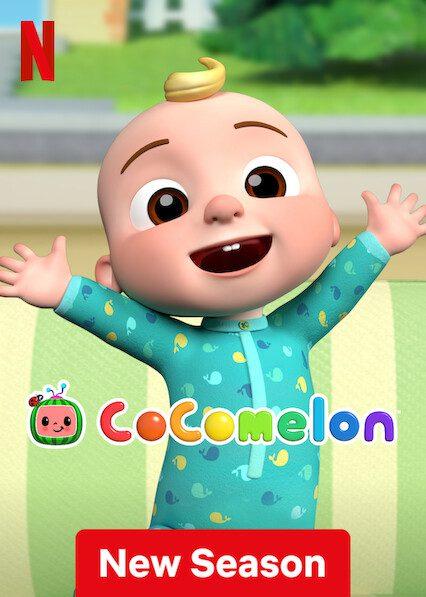 CoComelon on Netflix