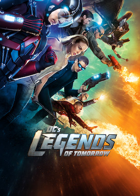 DC's Legends of Tomorrow on Netflix