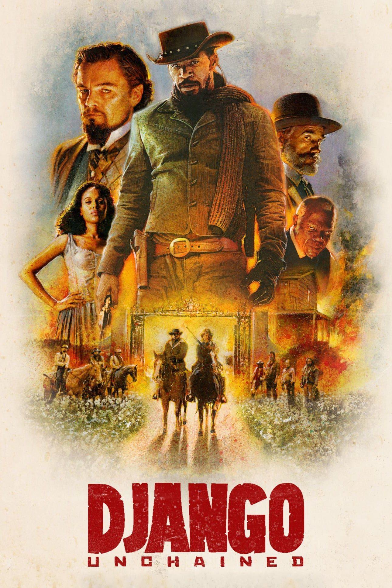 Django Unchained on Netflix