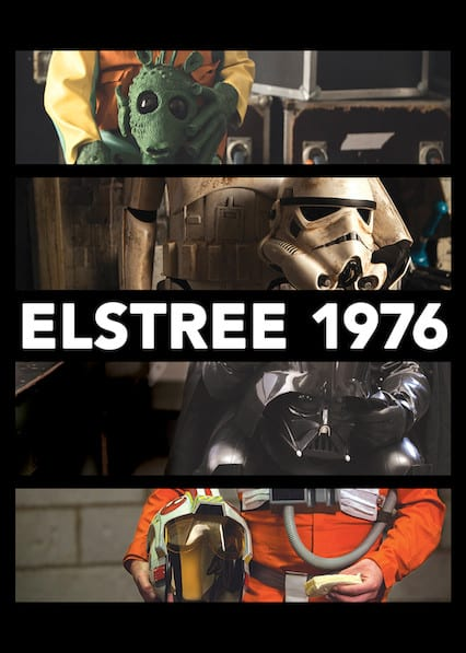 Elstree 1976 on Netflix