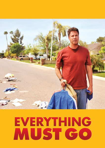 Everything Must Go on Netflix