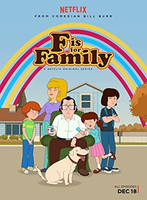 F is for Familyon Netflix