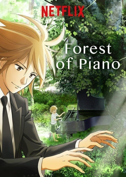 Forest of the Pianoon Netflix