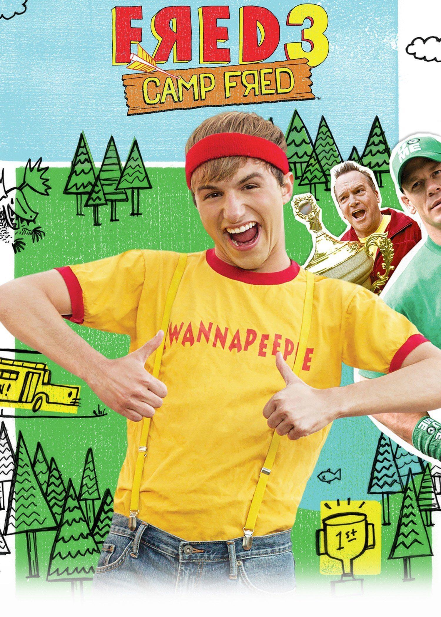 Fred 3: Camp Fredon Netflix