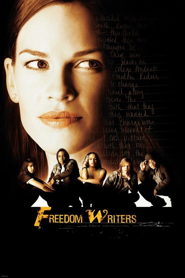 Freedom Writers on Netflix