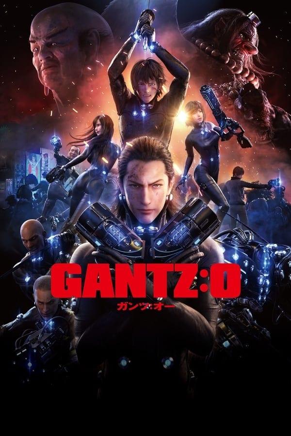 GANTZ:O on Netflix