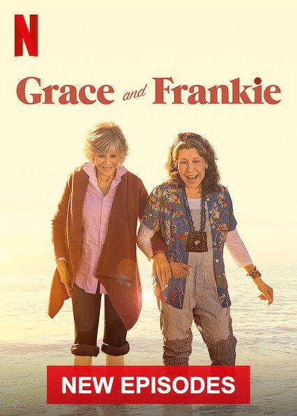 Grace and Frankieon Netflix