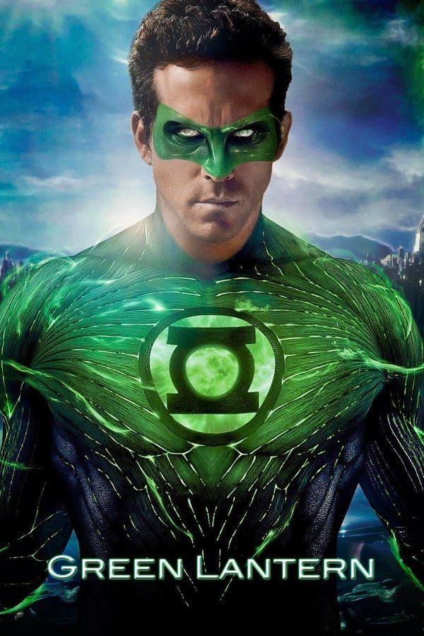Green Lantern on Netflix