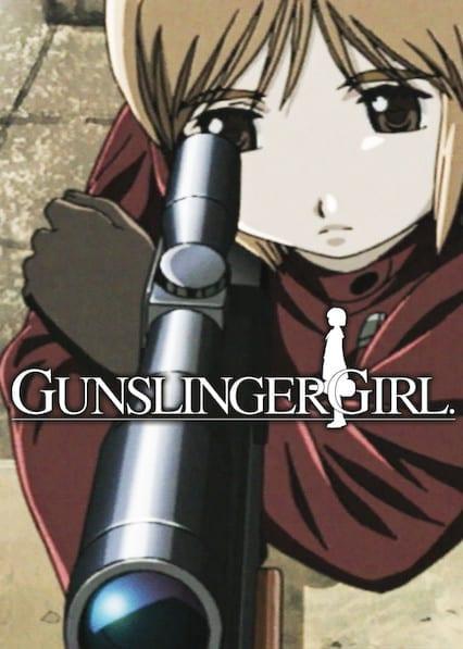 Gunslinger Girl on Netflix