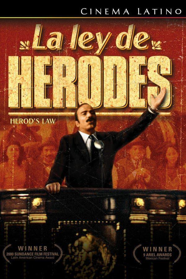 Herod's Lawon Netflix