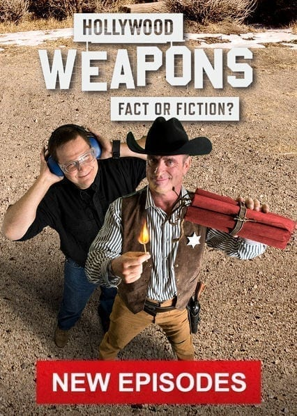 Hollywood Weapons: Fact or Fiction?  on Netflix
