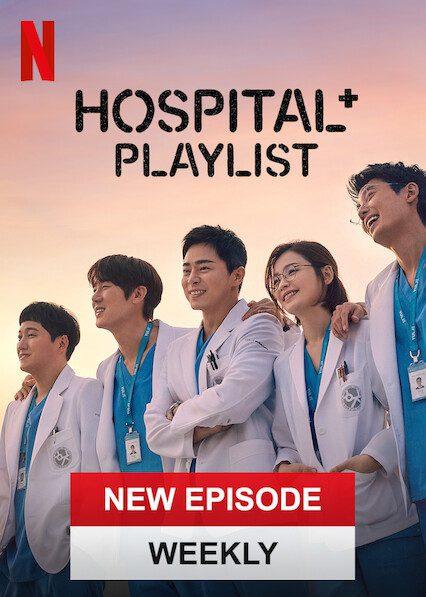 Hospital Playlist on Netflix