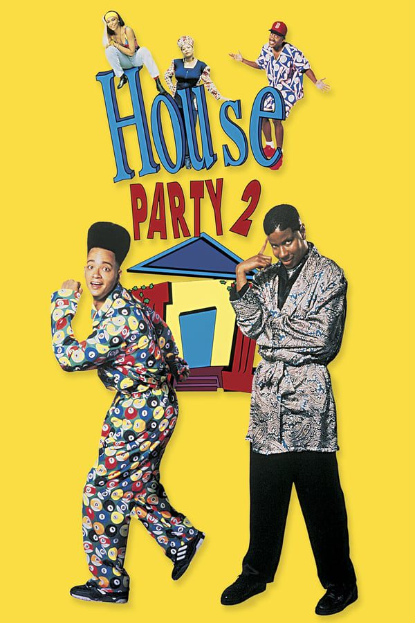 House Party 2 on Netflix