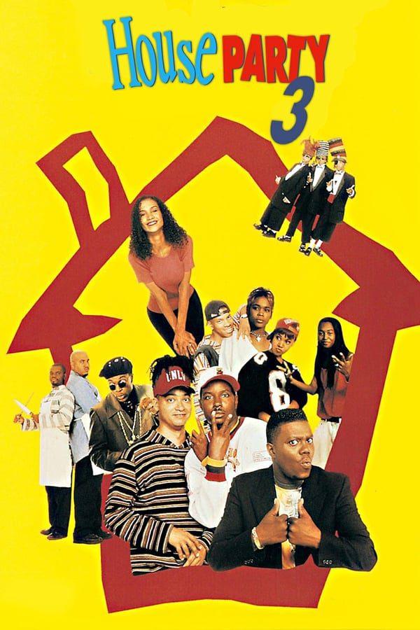 House Party 3 on Netflix