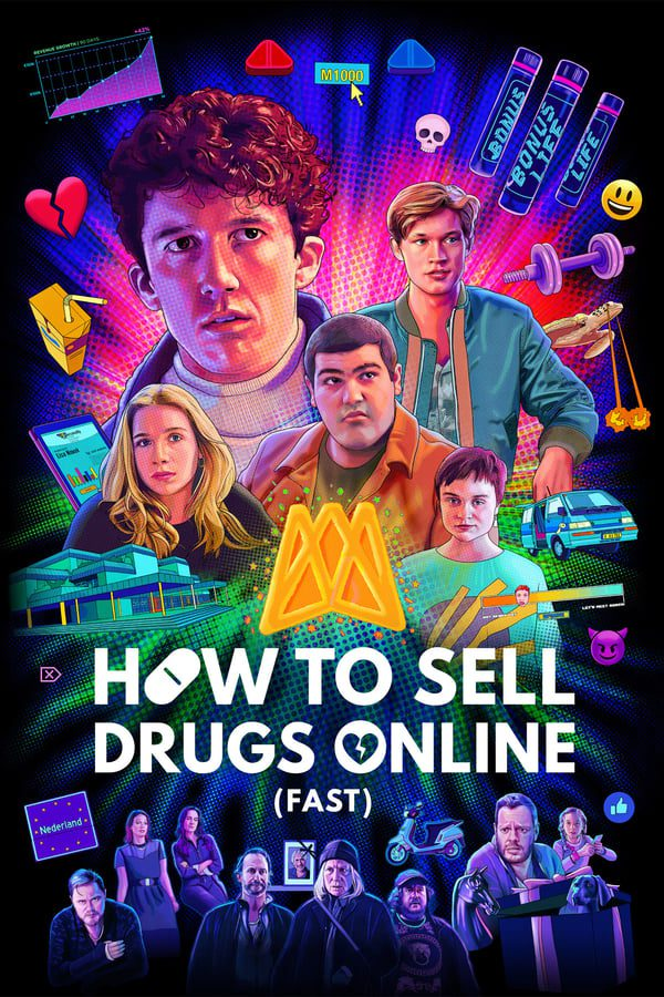How to Sell Drugs Online (Fast) on Netflix