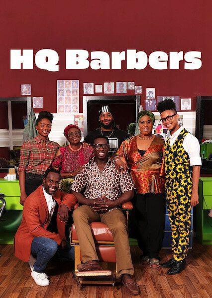 HQ Barbers on Netflix