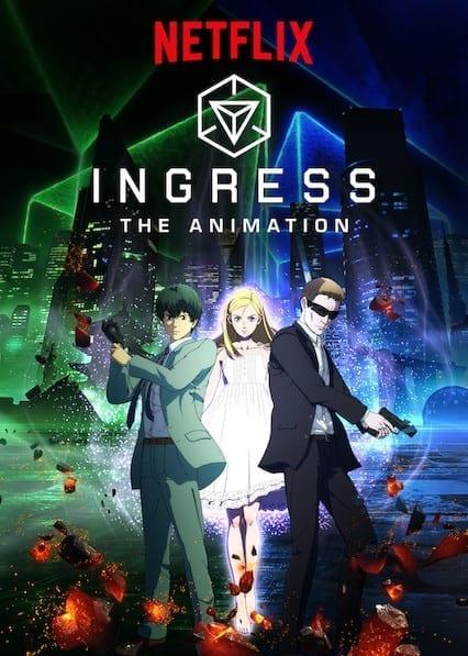 Ingress: The Animation on Netflix